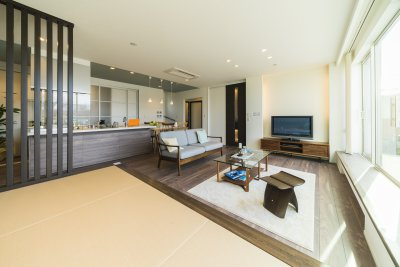 青森の新築マイホーム